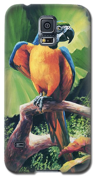 You Got To Be Kidding Galaxy S5 Case by Laurie Hein
