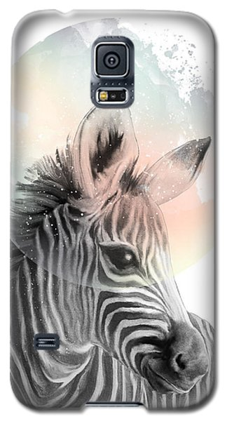 Zebra // Dreaming Galaxy S5 Case by Amy Hamilton