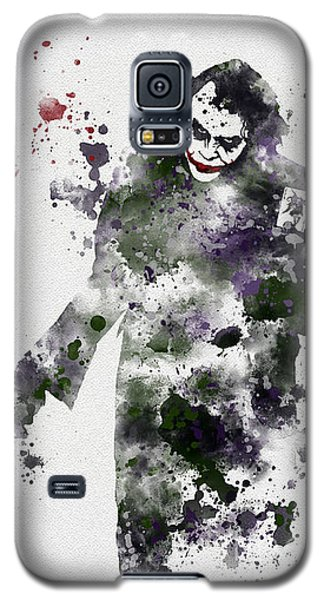 Zero Empathy Galaxy S5 Case by Rebecca Jenkins