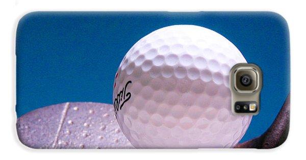Golf Galaxy S6 Case by David and Carol Kelly