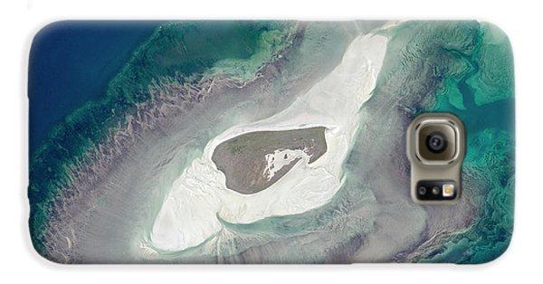 Adele Island Galaxy S6 Case by Nasa