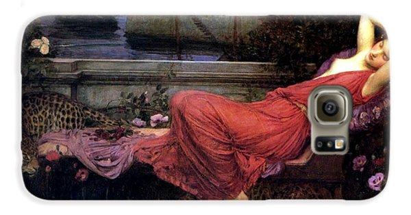 Ariadne Galaxy S6 Case by John William Waterhouse