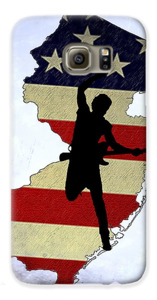 Born In New Jersey Galaxy S6 Case by Bill Cannon