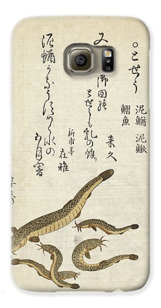 Catfish Galaxy S6 Case by British Library
