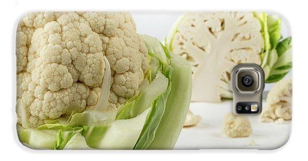 Cauliflower Galaxy S6 Case by Aberration Films Ltd