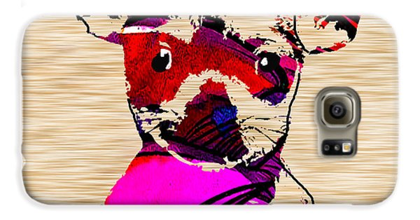 Chihuahua Galaxy S6 Case by Marvin Blaine