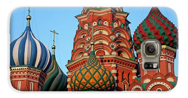 Europe, Russia, Moscow Galaxy S6 Case by Kymri Wilt