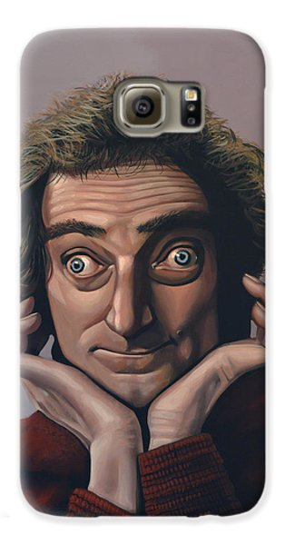 Marty Feldman Galaxy S6 Case by Paul Meijering