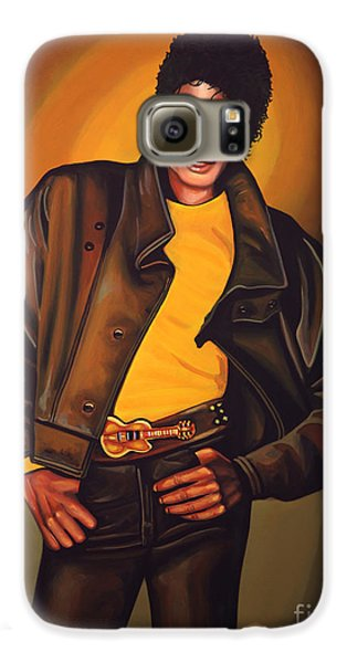 Michael Jackson Galaxy S6 Case by Paul Meijering
