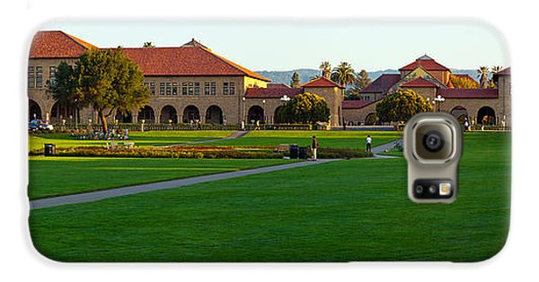 Stanford University Campus, Palo Alto Galaxy S6 Case by Panoramic Images