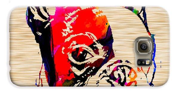 French Bulldog Galaxy S6 Case by Marvin Blaine