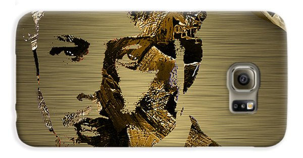 Terrence Howard Collection Galaxy S6 Case by Marvin Blaine