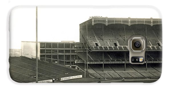 1923 Yankee Stadium Galaxy S6 Case by Underwood Archives