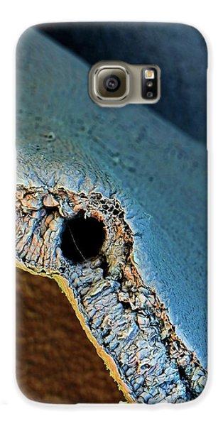 Broccoli Galaxy S6 Case by Stefan Diller