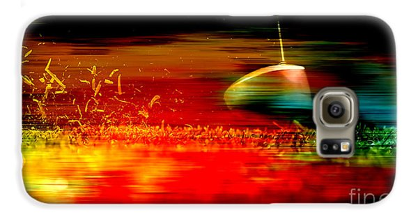 Golf Galaxy S6 Case by Marvin Blaine