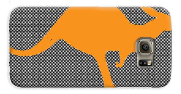 Kangaroo Galaxy S6 Case by Manik