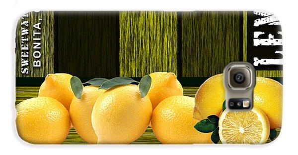 Lemon Farm Galaxy S6 Case by Marvin Blaine