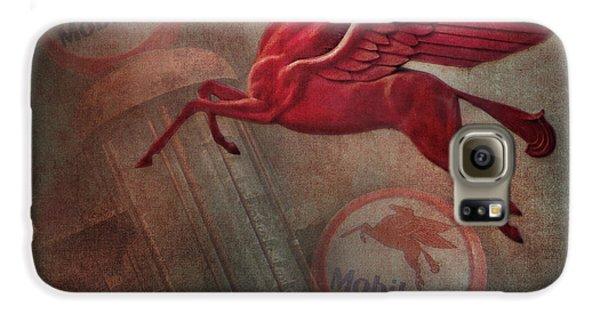Pegasus Galaxy S6 Case by David and Carol Kelly