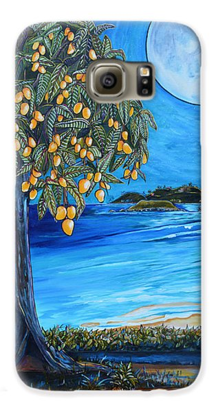 The Mango Tree Galaxy S6 Case by Patti Schermerhorn