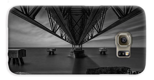 Under The Pier Galaxy S6 Case by James Dean