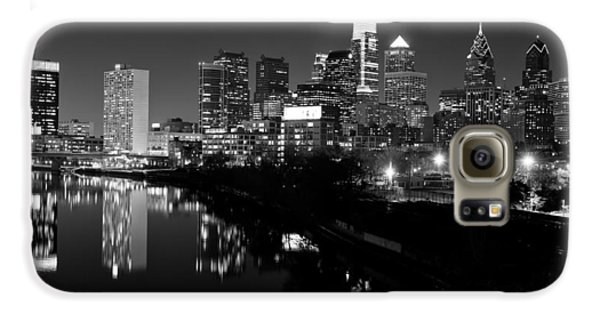 23 Th Street Bridge Philadelphia Galaxy S6 Case by Louis Dallara