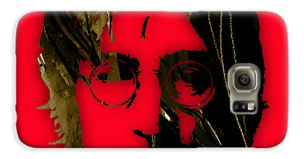 John Lennon Collection Galaxy S6 Case by Marvin Blaine