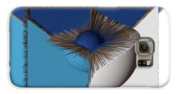 3d Abstract 19 Galaxy Case by Angelina Vick