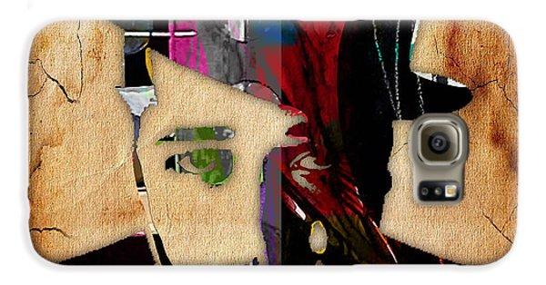 Duke Ellington Collection Galaxy S6 Case by Marvin Blaine