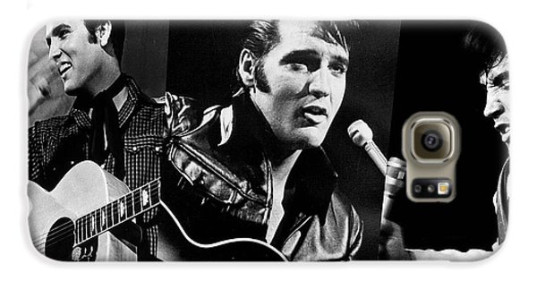 Elvis Galaxy S6 Case by Marvin Blaine