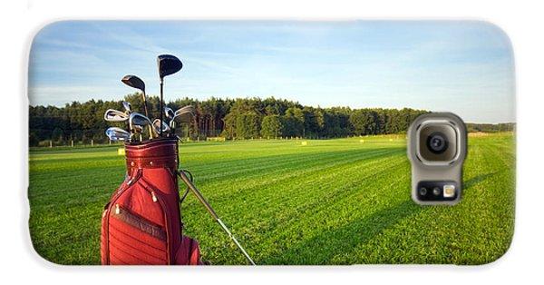 Golf Gear Galaxy S6 Case by Michal Bednarek