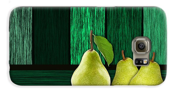Pear Farm Galaxy S6 Case by Marvin Blaine