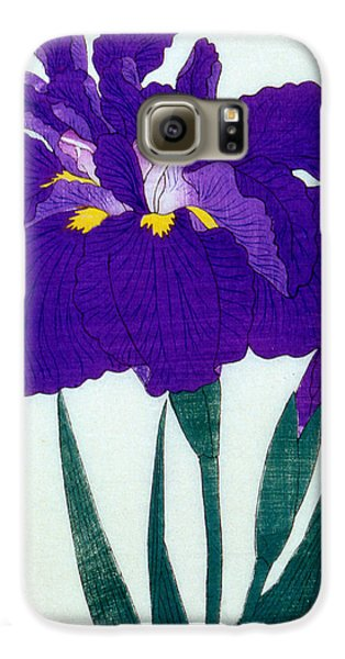Japanese Flower  Galaxy S6 Case by Japanese School