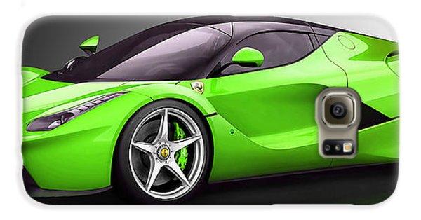 Ferrari Laferrari Galaxy S6 Case by Marvin Blaine