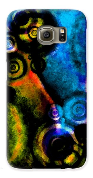 A Drop In The Puddle 2 Galaxy S6 Case by Angelina Vick