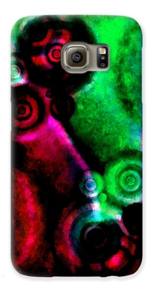 A Drop In The Puddle 3 Galaxy S6 Case by Angelina Vick