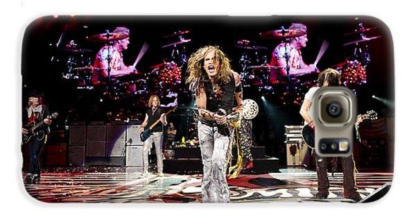 Aerosmith - Austin Texas 2012 Galaxy S6 Case by Epic Rights