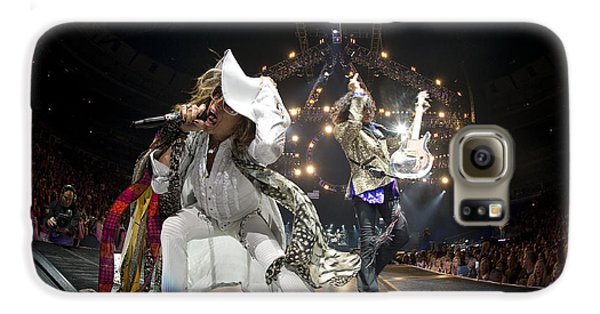 Aerosmith - On Stage 2012 Galaxy S6 Case by Epic Rights