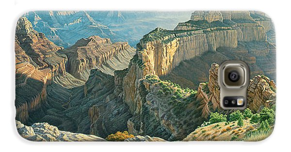 Afternoon-north Rim Galaxy S6 Case by Paul Krapf
