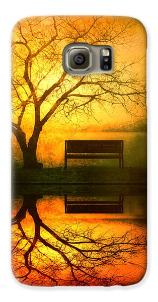 And I Will Wait For You Until The Sun Goes Down Galaxy S6 Case by Tara Turner