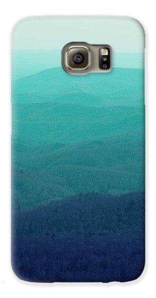 Appalachian Mountains Galaxy S6 Case by Kim Fearheiley