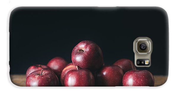 Apples Galaxy S6 Case by Viktor Pravdica
