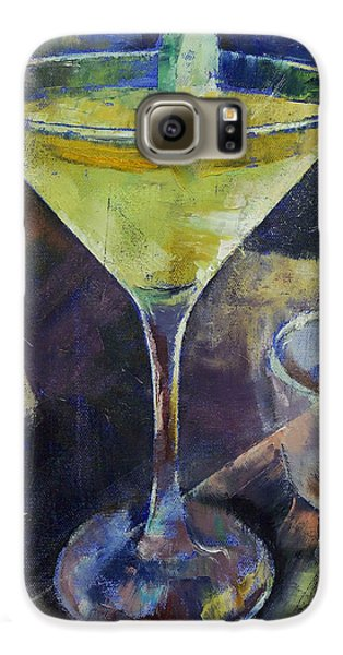 Appletini Galaxy S6 Case by Michael Creese