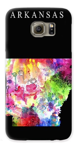 Arkansas State Galaxy S6 Case by Daniel Hagerman