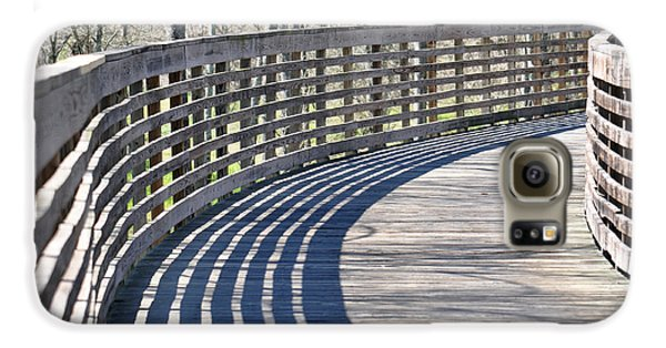 Around The Bend Galaxy S6 Case by Teresa Blanton