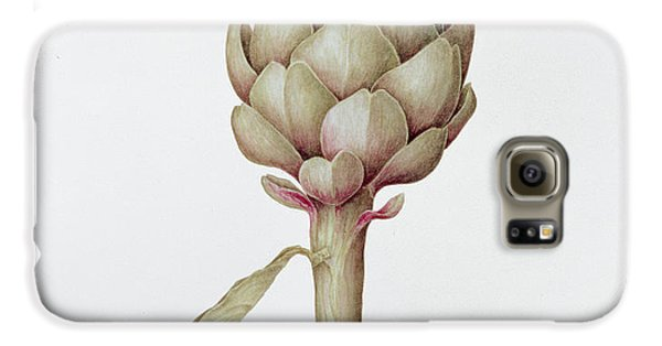 Artichoke Galaxy S6 Case by Diana Everett