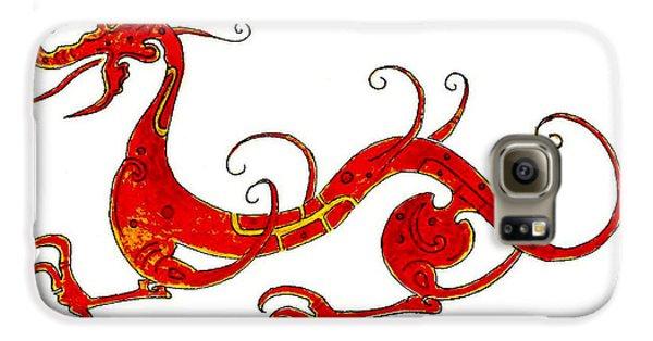Asian Dragon Galaxy S6 Case by Michael Vigliotti