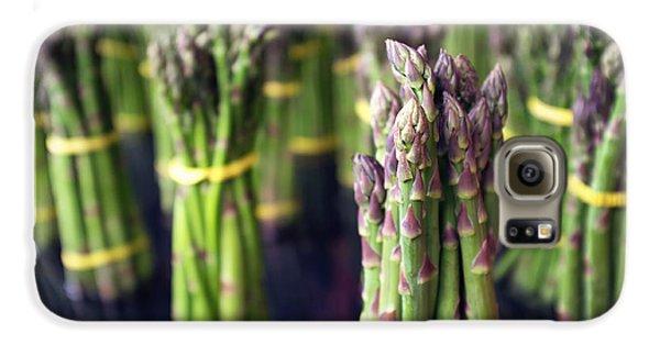 Asparagus Galaxy S6 Case by Tanya Harrison