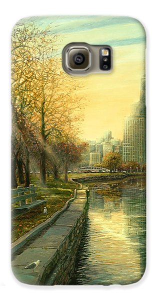 Autumn Serenity II Galaxy S6 Case by Doug Kreuger