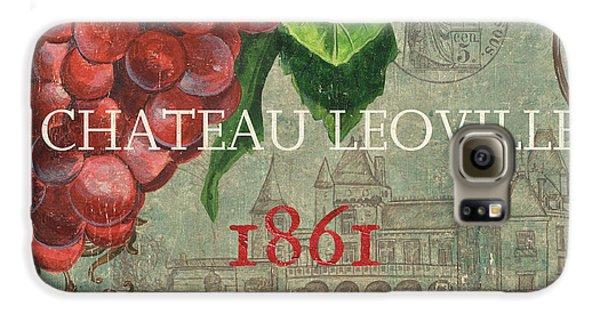 Beaujolais Nouveau 1 Galaxy S6 Case by Debbie DeWitt