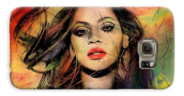 Beyonce Galaxy S6 Case by Mark Ashkenazi